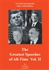 The Greatest Speeches of All-Time Vol. II DVD