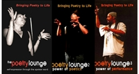 The Poetry Lounge Series (3 DVD Set) (#CE6109)