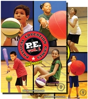 Physical Education Games Series