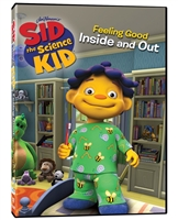 Sid the Science Kid: Inside and Out DVD