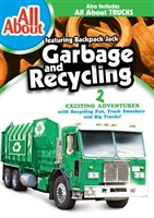 All About: Garbage and Recycling DVD