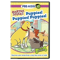 Martha Speaks: Puppies! Puppies! Puppies! DVD