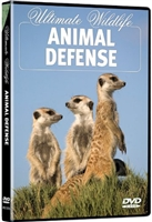 Ultimate Wildlife: Animal Defense DVD