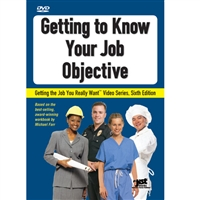 Getting to Know Your Job Objective DVD