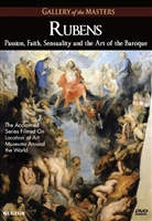 Gallery of the Masters: Rubens - Passion, Faith, Sensuality and The Art of The Baroque DVD