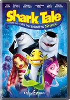 Shark Tale (Widescreen) DVD
