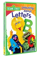 Sesame Street: Learning About Letters DVD