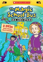 The Magic School Bus: Sea and Stars DVD