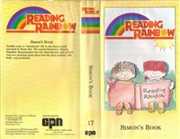 Reading Rainbow: Simon's Book DVD