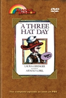 Reading Rainbow: A Three Hat Day DVD