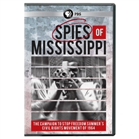 Independent Lens: Spies of Mississippi DVD