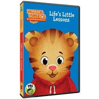 Daniel Tiger's Neighborhood: Life's Little Lessons DVD