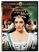 The Taming of the Shrew DVD