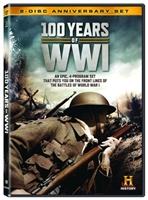 100 Years of WWI DVD