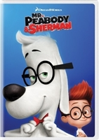 Mr. Peabody & Sherman DVD