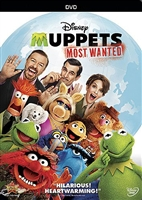 Muppets, Most Wanted DVD