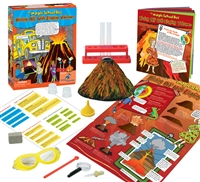 Magic School Bus Kit: Blasting Off with Erupting Volcanoes