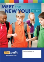 Meet the New You for Boys DVD