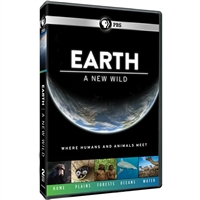Earth A New Wild DVD