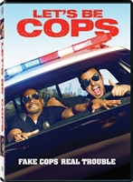 Let's be Cops DVD