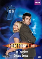 Doctor Who Complete 2nd Season DVD Pack