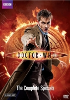 Doctor Who Complete Specials DVD Pack
