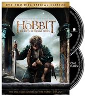 The Hobbit 3: The Battle of the Five Armies (Special Edition) DVD