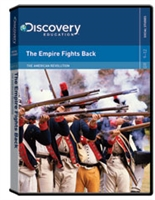 American Revolution: The Empire Fights Back DVD