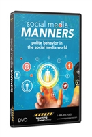 Social Media Manners: Polite Behavior in the Social Media World DVD