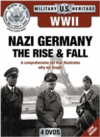 WWII - Nazi Germany The Rise & Fall DVD
