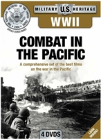 WWII - Combat in the Pacific DVD