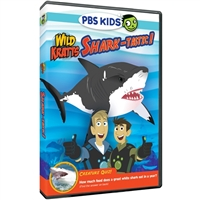 Wild Kratts: Shark-tastic DVD