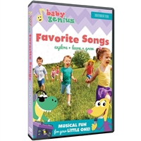 Baby Genius: Favorite Children's Songs DVD