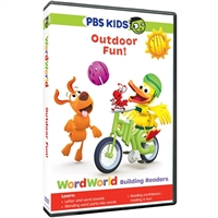 WordWorld: Outdoor Fun DVD