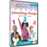 Baby Genius: Counting Songs DVD