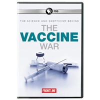 FRONTLINE: The Vaccine War DVD