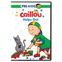Caillou: Caillou Helps Out DVD