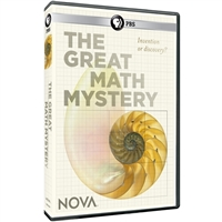NOVA: The Great Math Mystery DVD