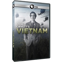 Dick Cavetts Vietnam DVD