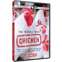 FRONTLINE: The Trouble with Chicken DVD
