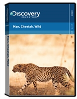 Man, Cheetah, Wild DVD