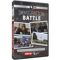 FRONTLINE: Immigration Battle DVD
