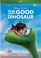 Good Dinosaur DVD