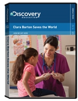 How We Got Here: Clara Barton Saves the World DVD