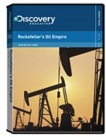 How We Got Here: Rockefeller's Oil Empire DVD