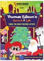 Thomas Edison's Secret Lab: 'Twas The Night Before Liftoff DVD