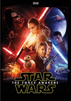 Star War: Force Awakens DVD
