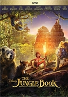 Jungle Book (2016) DVD