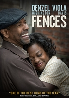 Fences (2017) DVD