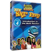 Standard Deviants School SAT Prep Module 4: Introduction To Math Section